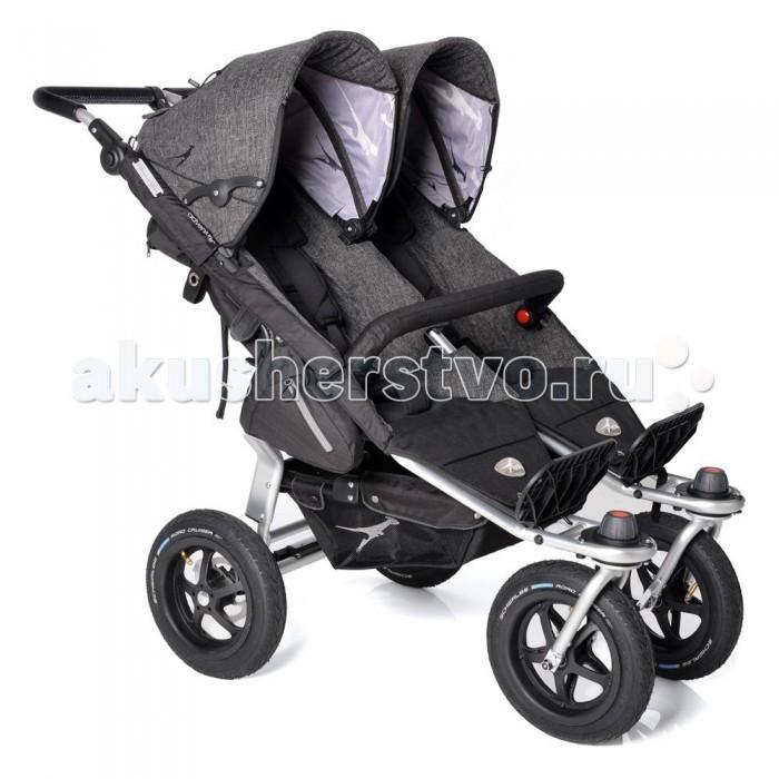 Коляски для двойни и погодок TFK Прогулочная коляска для двойни Twin Adventure, Коляски для двойни и погодок - артикул:519836