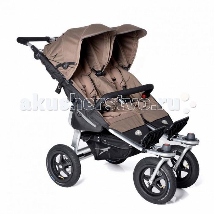 TFK Прогулочная коляска для двойни Twin Adventure