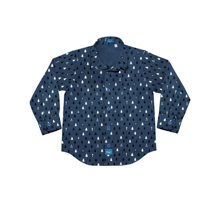 Купить Рубашки, The hip! Рубашка с принтом Ёлочка