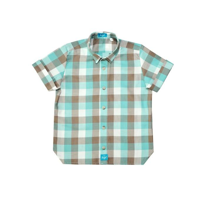 Купить Рубашки, The hip! Рубашка в клетку B 05.10.02