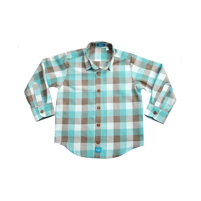 Купить Рубашки, The hip! Рубашка в клетку B 05.11.03