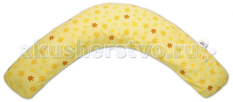 """Theraline Подушка для кормления 170 смПодушка для кормления 170 смПодушка Theraline необходима для беременных и кормящих мам во время сна, отдыха и кормления малыша.  Подушка для отдыха и кормления Theraline®  · наполнитель – микроскопично маленькие полистироловые шарики размером 0.5-1.5 мм, без запаха  · материал наволочек – хлопок · размер 170 см  · сделана в Германии, соответствует европейским стандартам TUV и Экотекс   Во время беременности для мамы:  · во время сна и отдыха можно положить под живот, под спину, когда сидите - под спину (как во время беременности, так и после родов), удобна для беременных во время сна   В процессе кормления:  · большую помощь в процессе грудного вскармливания оказывает специальная подддерживающая подушка, которая делает процесс кормления максимально комфортным и для мамы и для малыша  · она помогает удобно расположить малыша под разными углами, мягко поддерживая его  · освобождает мамины руки и снимает нагрузку с позвоночника  · это особенно актуально, если ребенок кушает неторопливо  · позволяет лучше опорожнять разные доли груди и таким образом уменьшается вероятность лактостазов  · кормить можно как сидя, так и лёжа!  · во время кормления удобная форма подковы, позволяет расположить ее вокруг талии, тем самым ослабить нагрузку на спину, шею, плечи, руки   Для малыша  · когда малыш лежит на диване – защитит от падения на пол  · может служить малышу в качестве """"уютного гнездышка"""" для игры и сна  · поможет малышу научиться самостоятельно сидеть  · может использоваться в гимнастике и игре<br>"""