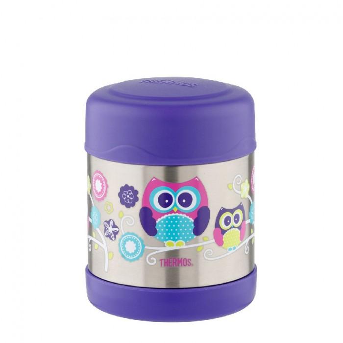 Термос Thermos детский для еды F3008OW Food Jar 0.29 л 156655