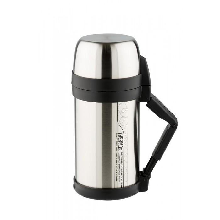 Термосы Thermos универсальный FDH Stainless Steel Vacuum Flask 1.65 л термос для горячего food flask оранжевый