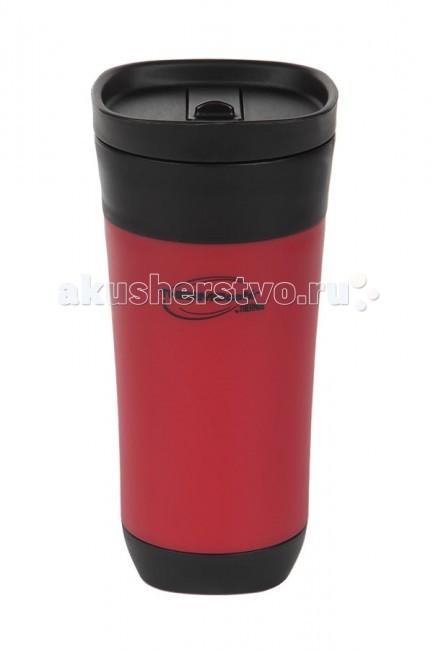 Thermos Кружка-термос THERMOcafe by GP1010ATRI6 Durable Plastic exterior & interior Tumbler 470 мл