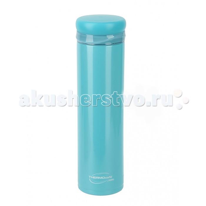 Термос Thermos ThermoCafe XSL-50 500 млThermoCafe XSL-50 500 млThermos ThermoCafe XSL-50 500 мл со стальной колбой. Изготовленный при использовании прочнейших материалов, он прекрасно сохраняет температуру помещенной в него жидкости.   Рассматриваемая модель обладает также и оптимальным объемом, а стильный внешний вид является несомненным достоинством. Данный термос может стать прекрасным подарком, который, однозначно, пригодится любому человеку.   Сохраняет тепло 24 часа Сохраняет холод 24 часа<br>