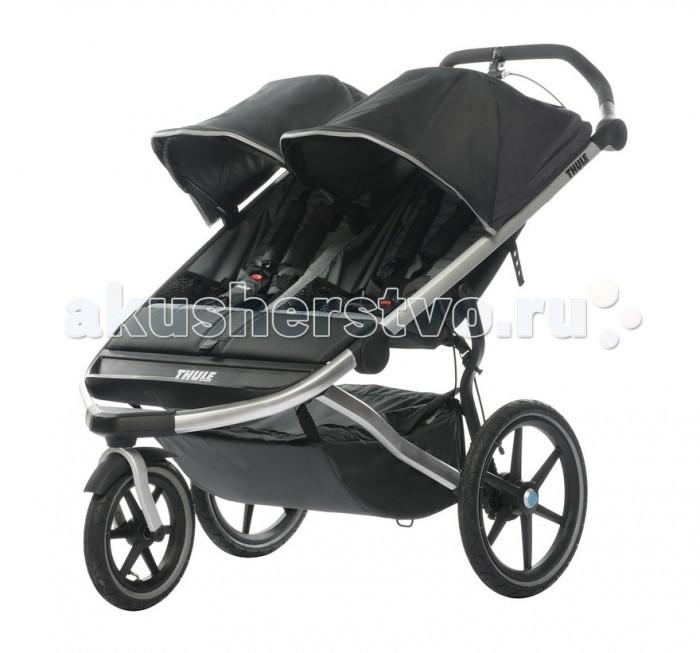 Коляски для двойни и погодок Thule Прогулочная коляска для двойни Urban Glide 2, Коляски для двойни и погодок - артикул:167000