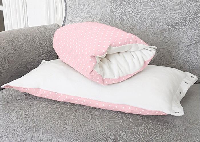 Ti Amo Mama Подушка-трансформер для кормления и укачивания Magic Pillow Горох