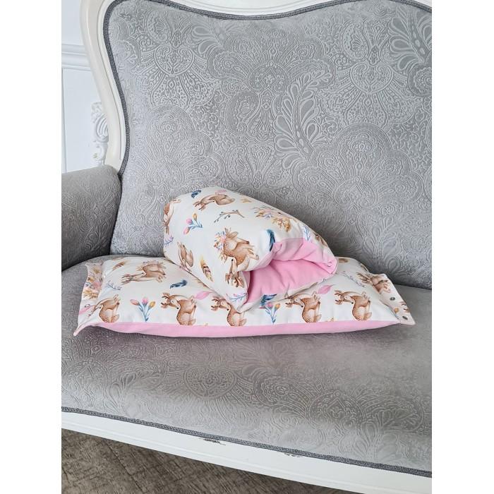 Ti Amo Mama Подушка-трансформер на руку для кормления и укачивания Magic Pillow Бэмби