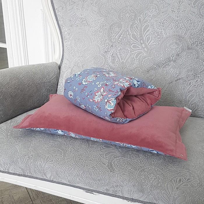 Подушки для беременных Ti Amo Mama Подушка-трансформер для кормления и укачивания Magic Pillow Цветы слингобусы ti amo мама слингобусы паола бежево розовые