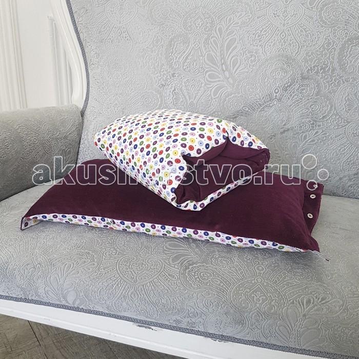 Подушки для беременных Ti Amo Mama Подушка-трансформер для кормления и укачивания Magic Pillow Горох слингобусы ti amo мама слингобусы паола бежево розовые