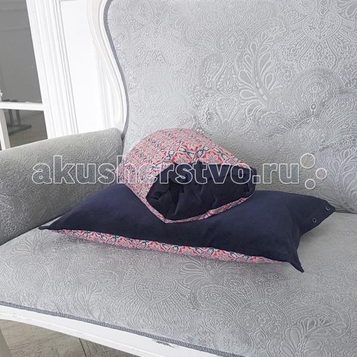 Подушки для беременных Ti Amo Mama Подушка-трансформер для кормления и укачивания Magic Pillow Орнамент слингобусы ti amo мама слингобусы радуга