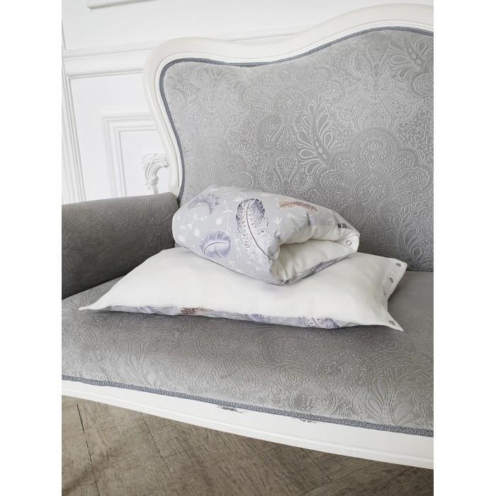 Ti Amo Mama Подушка-трансформер на руку для кормления и укачивания Magic Pillow Перья