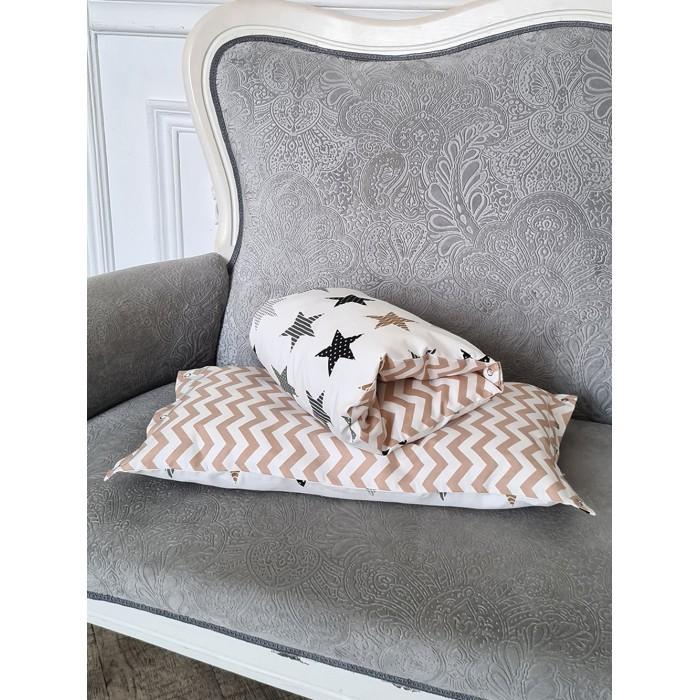 Ti Amo Mama Подушка-трансформер на руку для кормления и укачивания Magic Pillow Звезды