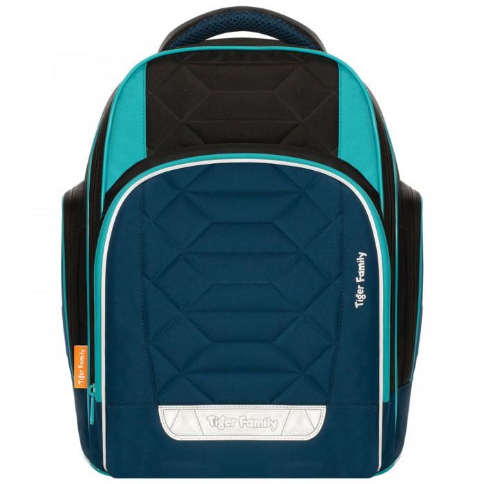 Школьные рюкзаки Tiger Enterprise Рюкзак Rainbow Polar Ice анатомическая спинка