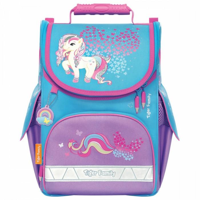 Школьные рюкзаки Tiger Family Ранец для начальной школы Nature Quest Little Charlotte