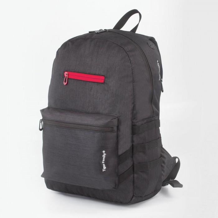 цена на Школьные рюкзаки Tiger Family Рюкзак молодежный сити-формат