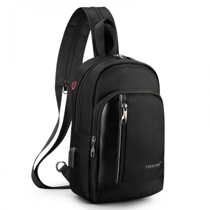 Купить Школьные рюкзаки, Tigernu Плечевая сумка T-S8089
