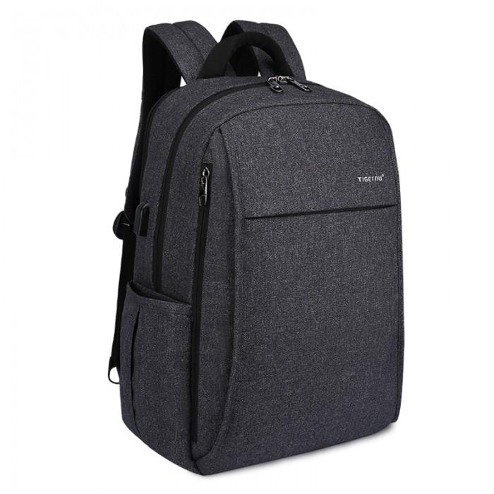 Купить Сумки для мамы, Tigernu Повседневный рюкзак с защитой от кражи и внешний USB T-B3221