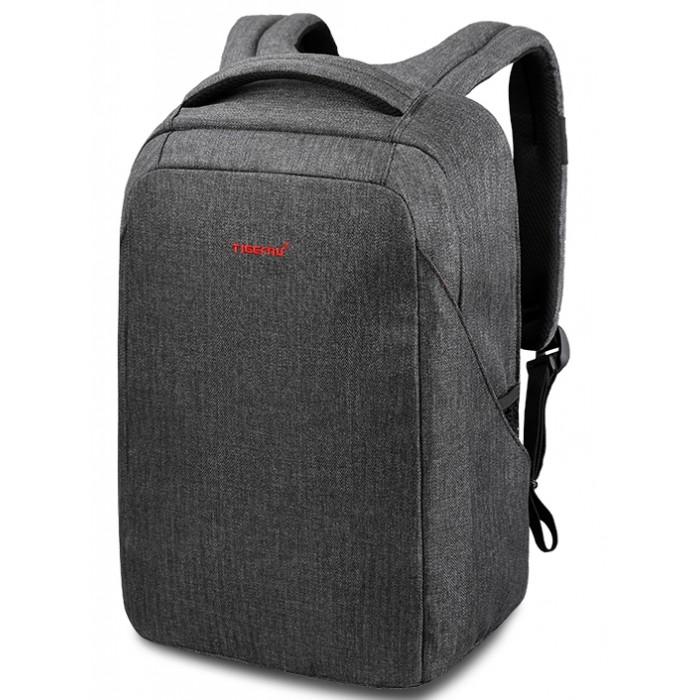 Купить Сумки для мамы, Tigernu Повседневный рюкзак с защитой от промокания и мех.повреждений и внешним USB T-B3237