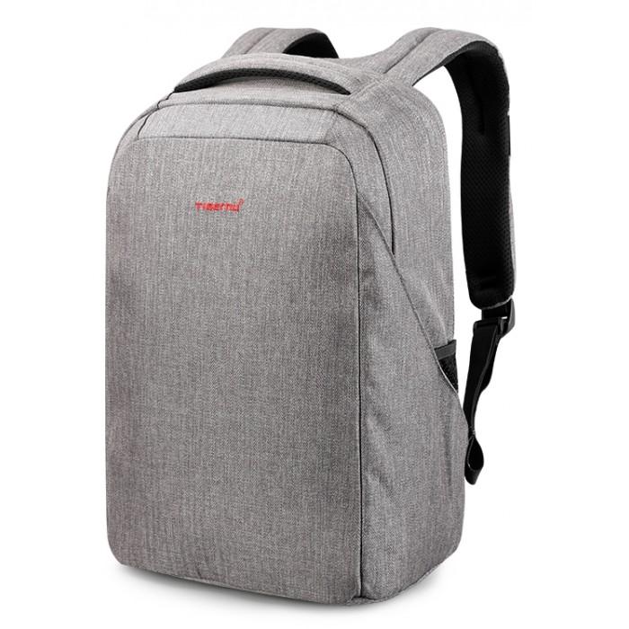 Tigernu Повседневный рюкзак с защитой от промокания и мех.повреждений и внешним USB T-B3237 фото