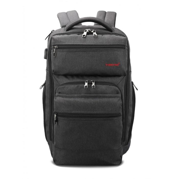 Купить Сумки для мамы, Tigernu Повседневный рюкзак с защитой от кражи и внешний USB T-B3242