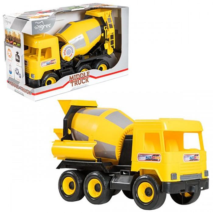 Машины Tigres Middle Truck Бетоносмеситель 39493