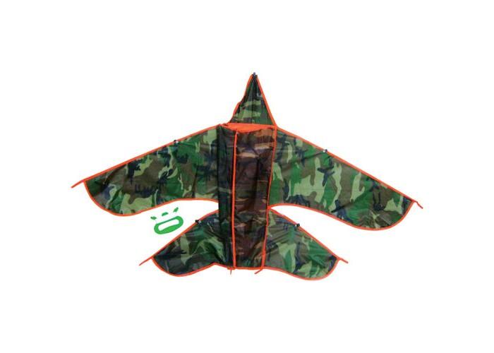 Воздушные змеи Тилибом Воздушный змей Самолет 140х96 см