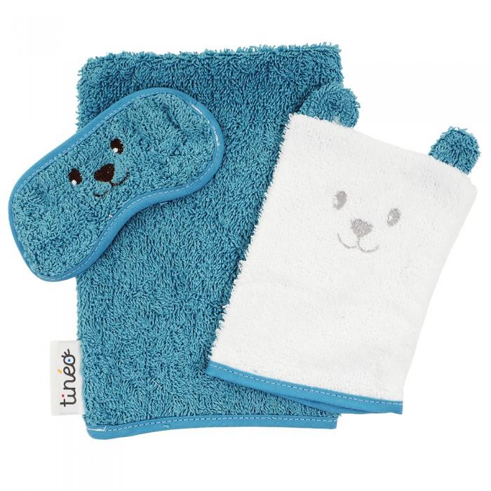 Мочалка Tineo Комплект для ванной рукавички