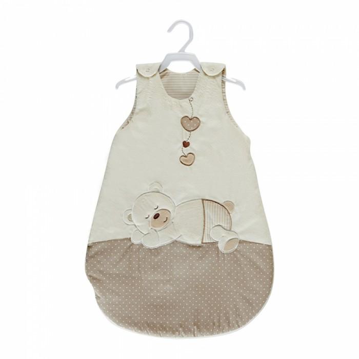 Постельные принадлежности , Спальные конверты Tineo мешок Мишка арт: 356590 -  Спальные конверты