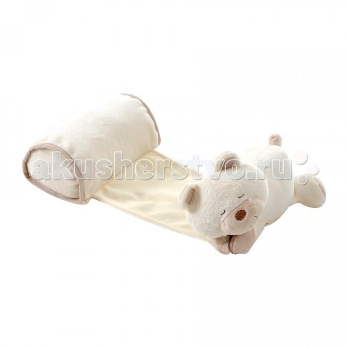 Tineo Позиционер с валиками Мишка 32х18 см