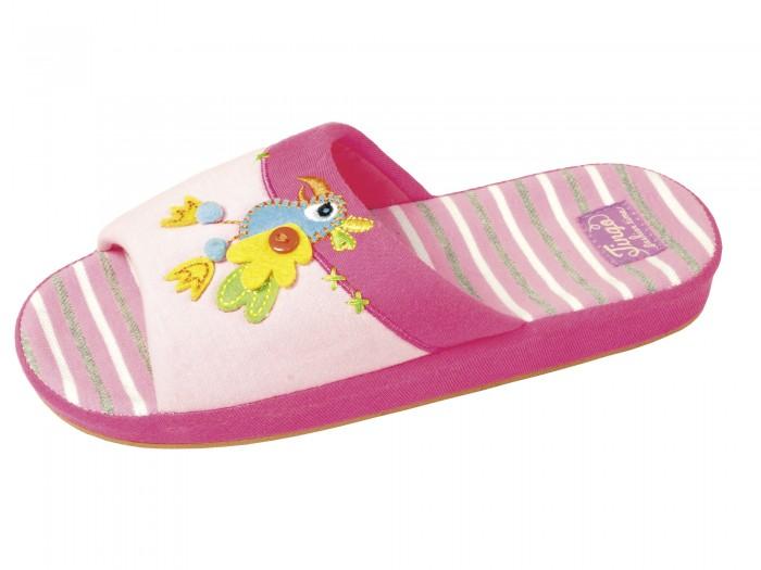 Домашняя обувь Tingo Тапочки комнатные для девочки HC30420
