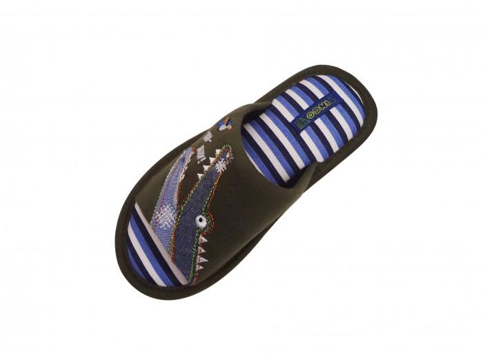 Домашняя обувь Tingo Тапочки комнатные для мальчика HC30421