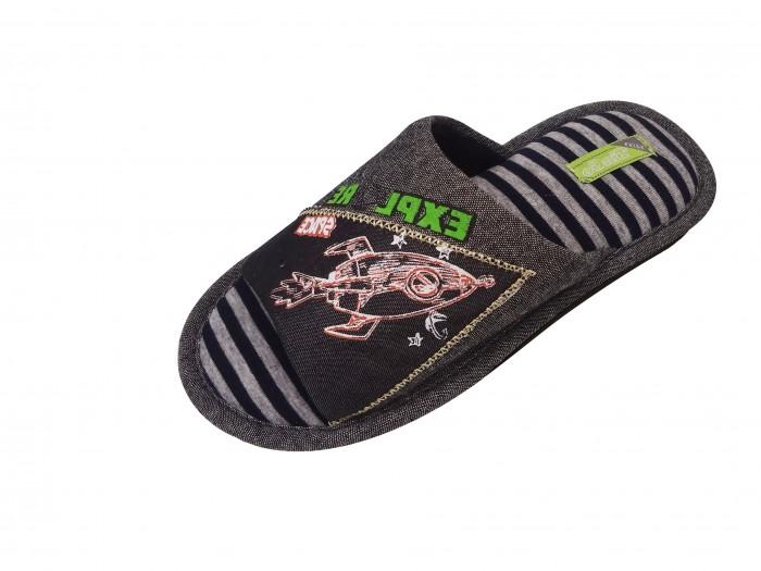 Домашняя обувь Tingo Тапочки комнатные для мальчика HC30423