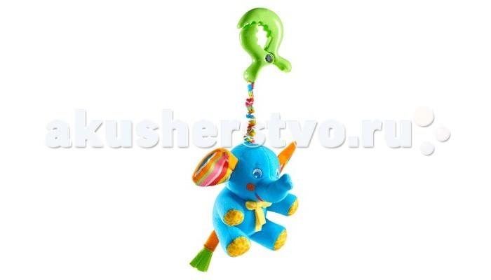 Подвесные игрушки Tiny Love Слоненок игрушки подвески tiny love подвеска слоненок