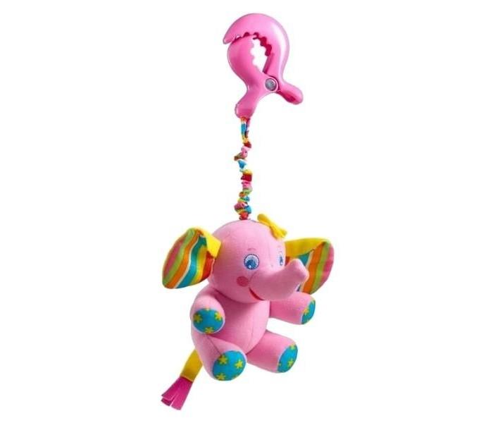 Подвесные игрушки Tiny Love Слоненок подвесные игрушки мир детства мини подвеска слоненок