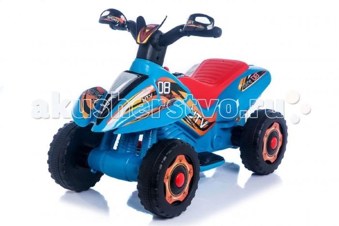 Электромобиль Tizo HD-2HD-2Электромобиль Tizo HD-2 подходит для детей от 3 до 8 лет. Ездить на нем можно как по ровной поверхности и траве так и по небольшому бездорожью. А стильный дизайн и хорошее качество оставит лучшие воспоминания у вашего ребёнка.  Особенности: Батарея: 6V 4.5 АН Мотор: RS-380 6V  12000 об/мин Максимальная нагрузка: 30 кг Скорость: 3-5 км/ч Время работы: 1-2 часа после зарядки в течение 8-12 Зарядка: входное напряжение АС 220V 50 Hz, выходное напряжение DC 6V 500 mA Предохранитель: Самовостанавливающийся.<br>