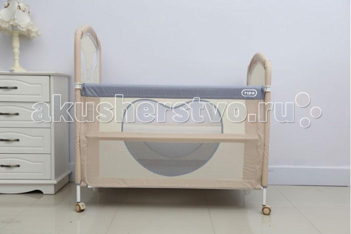Детская мебель , Манежи Tizo Кровать Be Happy арт: 410269 -  Манежи
