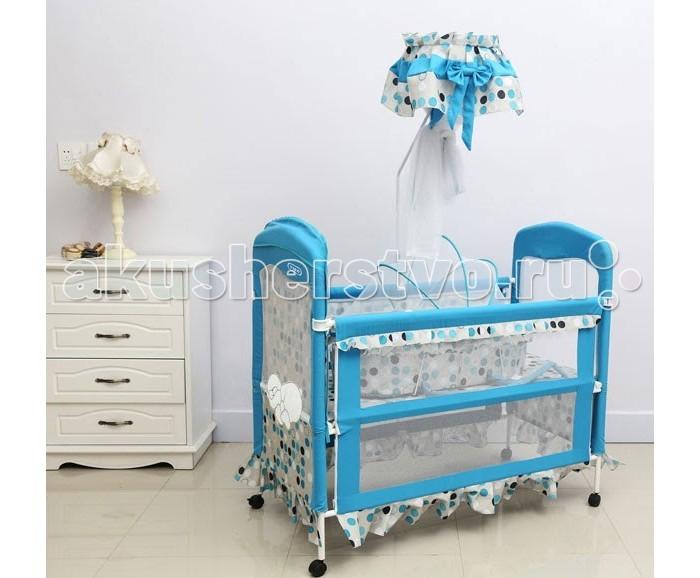 Кроватки-трансформеры Tizo Lovely Bear