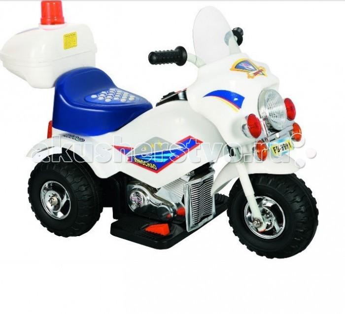 Детский транспорт , Электромобили Tizo Police-1 арт: 423979 -  Электромобили