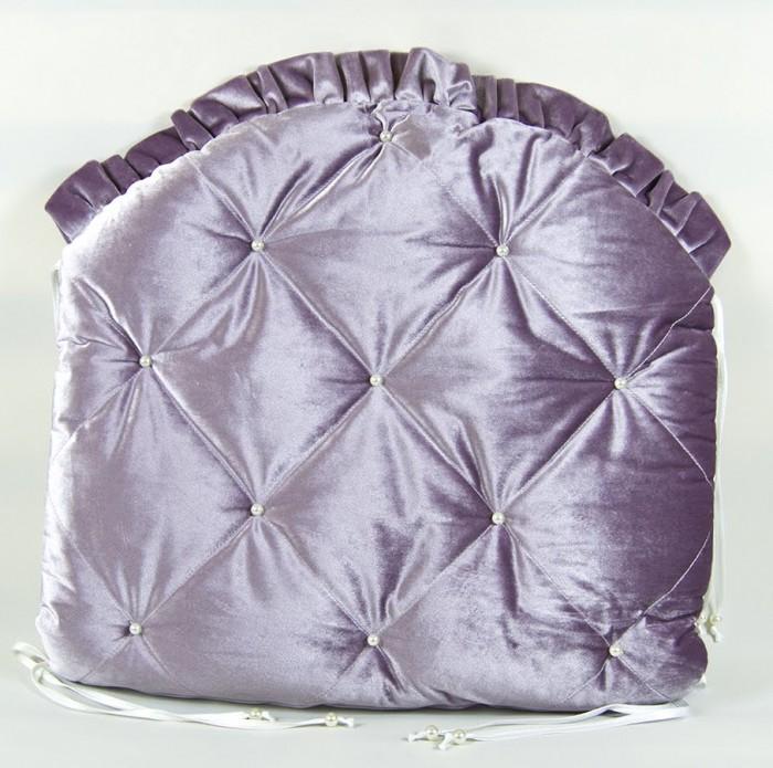 Комплект в кроватку Tizo Velour 3717 (5 предметов)