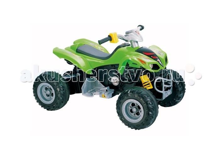 Электромобиль TjaGo Электроквадроцикл