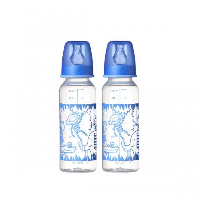 Бутылочки Tommee Tippee 2 шт. 1805 260 мл tommee tippee бутылочки с рисунком 340 мл 2 шт с 3 мес