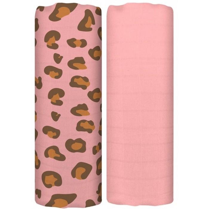Купить Пеленки, Пеленка Tommy Lise Leopard Set 70х70 2 шт.