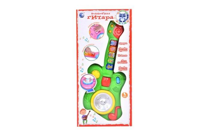 Фото - Музыкальные инструменты Tongde Гитара со звуковыми и световыми эффектами погремушки tongde музыкальная цыпленок со световыми и звуковыми эффектами