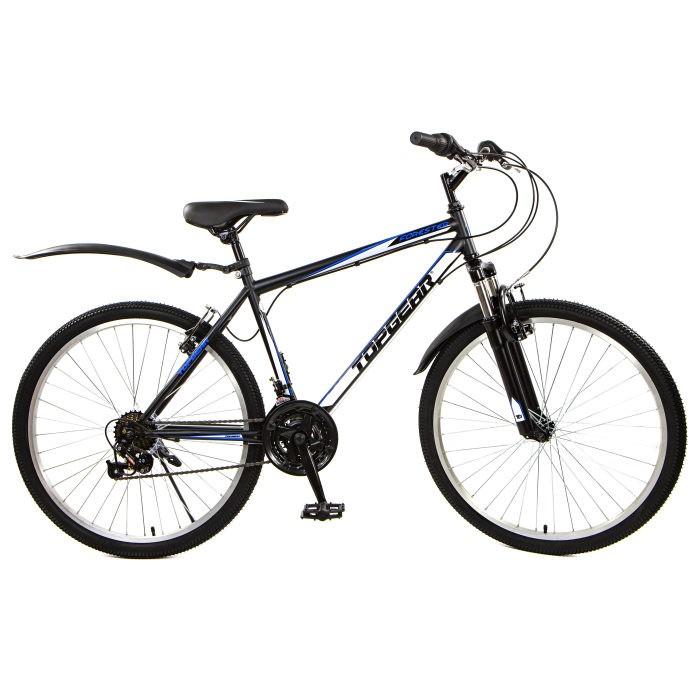 двухколесные велосипеды Двухколесные велосипеды TopGear горный Forester колеса 26 рама 18