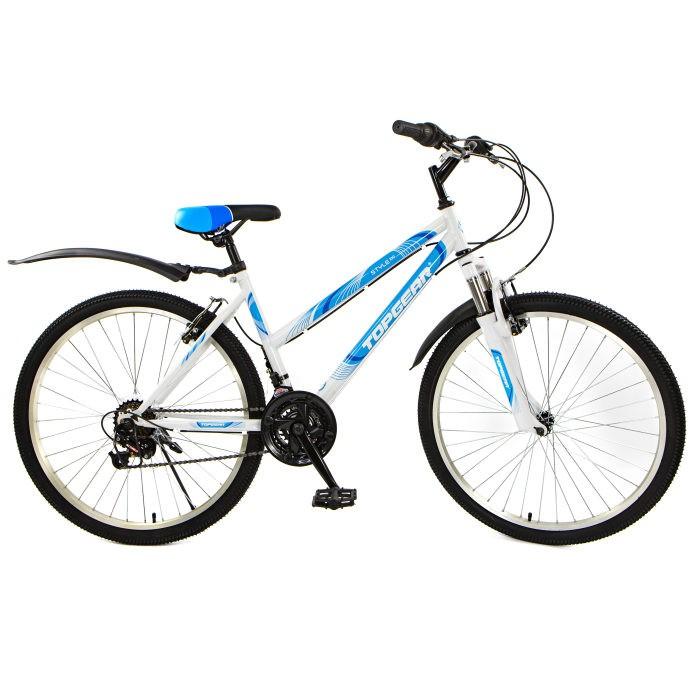 двухколесные велосипеды Двухколесные велосипеды TopGear горный Style колеса 26 рама 16