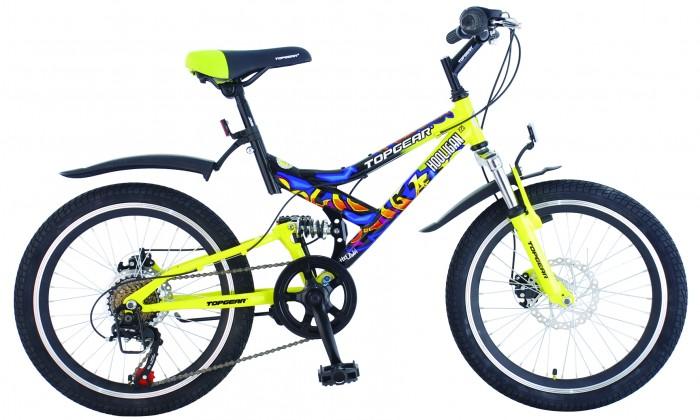 Двухколесные велосипеды TopGear Hooligan
