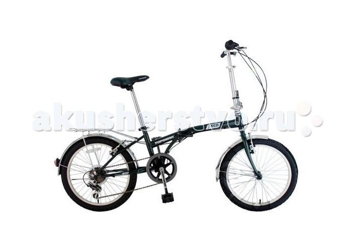 Велосипед двухколесный TopGear Eco 20Eco 20Велосипед двухколесный TopGear Eco 20 это универсальная модель, которая поможет с комфортом ехать на различных дорогах. Благодаря тому, что велосипед складной и имеет относительно небольшой вес, его можно брать с собой в поездку, например на дачу. Его белый цвет будет заметен на фоне деревьев и зеленой травы. Катание на велосипеде не только принесет удовольствие, но и улучшит тонус мышц и всего организма.<br>