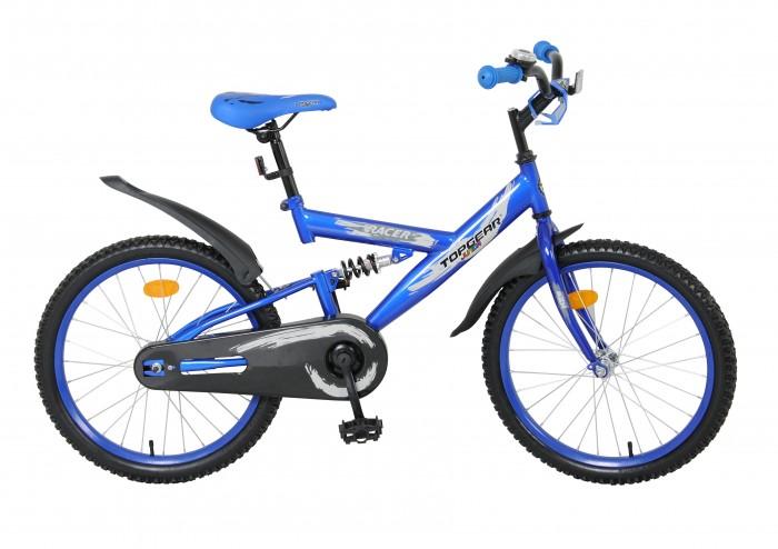 Велосипед двухколесный TopGear Junior Racer 20Junior Racer 20Велосипед двухколесный TopGear Junior Racer 20 взрослое качество и характеристики в детском велосипеде! С ножным тормозом, расположенным на заднем колесе, оснащен комфортным сидением и ручкой, которые можно легко подогнать под ребенка. Также двухколесный велосипед оснащен двумя крыльями и подножкой, с помощью которого ребенок сможет придать ему устойчивое положение.<br>